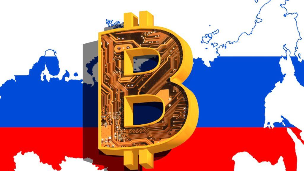 криптовалюта в России